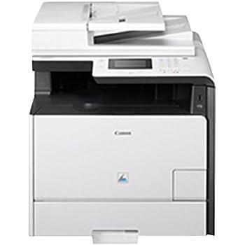Canon i-SENSYS MF724CDw - Impresora multifunción (láser, 600 x 600 dpi, A4, 20 PPM, USB, WiFi, Panel táctil), Color Blanco