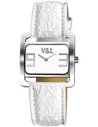 Victorio y lucchino - Reloj mujer v & l al cuadrado vl048604