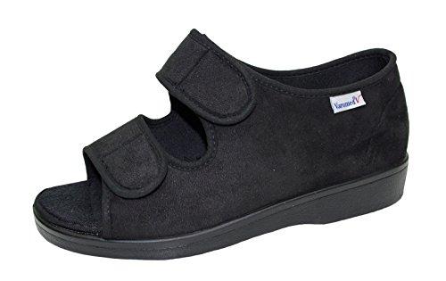 Florett - Pantofole Uomo schwarz