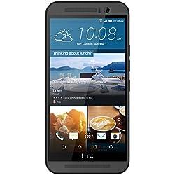 "HTC One M9 SIM única 4G Negro - Smartphone (12,7 cm (5""), 1920 x 1080 Pixeles, 3 GB, 20 MP, Android, Negro)"