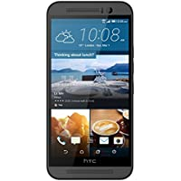 HTC One M9 UK SIM-Free Smartphone - Gunmetal