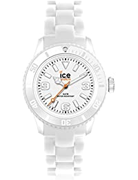 ICE-Watch Unisex-Armbanduhr ICE solid - White - Unisex Analog Quarz 001685