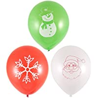 Henbrandt 15 Christmas balloons party
