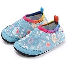 Laiwodun Zapatos Agua Natación niño Bebe Descalzo Calcetine