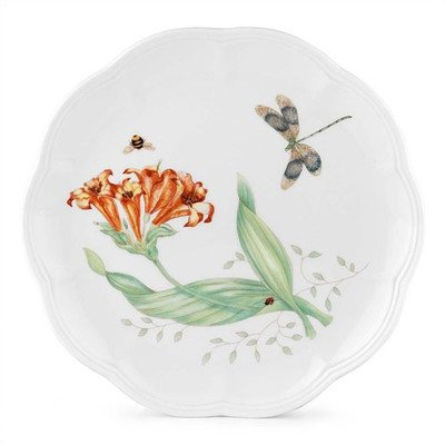 Butterfly Meadow Libelle Accent Teller [Set von 4]