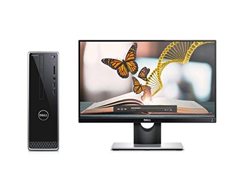 Dell Inspiron 3000 Small Desktop Tower (Intel Pentium Dual Core N3700 Processor, 8GB RAM, 1TB HDD) with 22