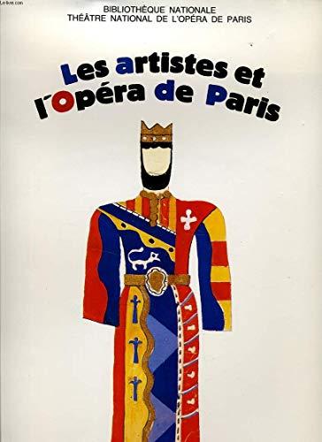 Les Artistes et l'Opéra de Paris - 1920-1950