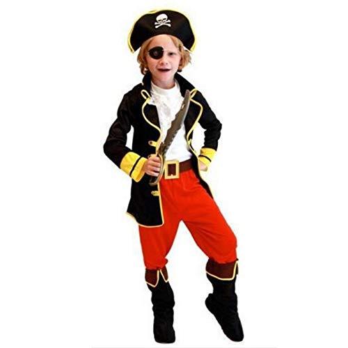 NEUE Cutthroat Pirate Karibik Phantasie Kleid Kostüm Kind Kinder Jungen Ersten Geburtstag Mädchen Party