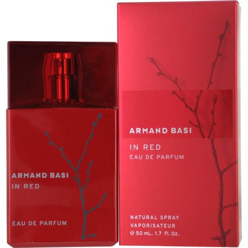 IDESA Armand Basi Red Eau de Parfum Vapo 50 ml, 1er Mob (1 x 50 ml)