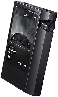 Astell & Kern Lecteur Audio Portable Ak70Haute résolution Noir par Astell&Kern