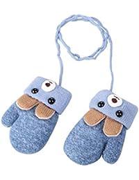 Ruick - Guantes - para bebé niña