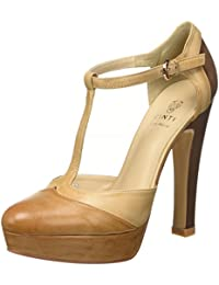 C28-10, Womens Shoes with Strap Cinti