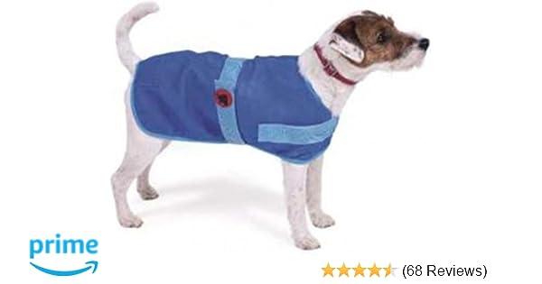 8f9e23d9ce15 Petface Cooling Cool Summer Dog Coat, 35 cm: Amazon.co.uk: Pet Supplies