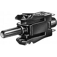 HELLA 6ZF 004 229-011 Interruptor, contacto de puerta - Accionamiento por presión - 12V - Número de conexiones: 2 - grapado - Contacto ruptor