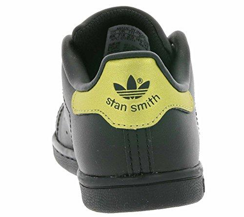 adidas Unisex Baby Stan Smith Sneaker Schwarz