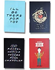 MACRO Friends Themed Magnetic Bookmark (Set of 4)
