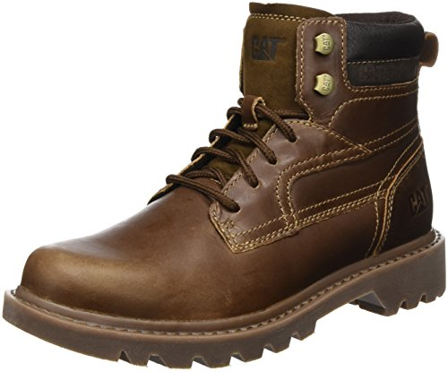 Caterpillar Bridgeport, Stivaletti Uomo, Marrone (Brown Sugar), 42 EU