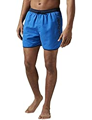 Reebok BW Retro Bañador, Hombre, Azul (awesom), XL