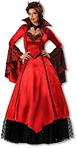Devilish costume comtesse XX L