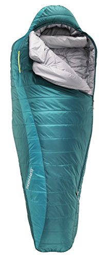 THERMAREST CAPELLA 20F | -7C SYNTHETIC WOMENS SLEEPING SPRUCE COLOUR BAG (REGULAR)