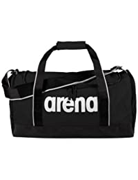 Arena Spiky 2Small, Unisex–Adult, Black Team Sports Bag, One Size