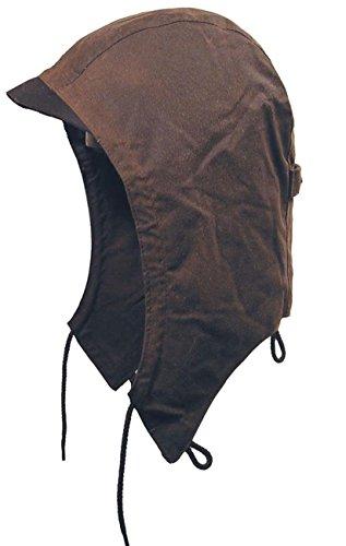 abnehmbare Kapuze für die gewachsten Jacken und Mäntel von Kakadu Traders Australia