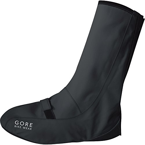 Gore Bike Wear Fcityo Universal City Gore-Tex Copriscarpe, Unisex adulto, Nero, 48-50