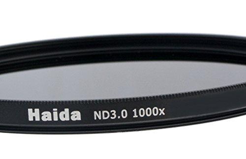 Haida Graufilter ND3,0 (1000x) für Digitalkameras 46mm