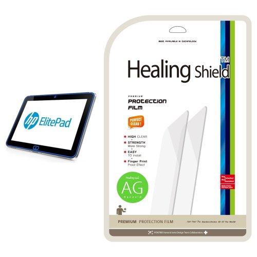 Heilung Shield AG nanovid Anti-Fingerprint LCD Bildschirmschutzfolie + Oberfläche Schutz Cover für HP ElitePad 900