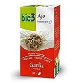 bio3 Ajo Naturcaps - Perlas de ajo oriental - Gran eficacia por su alto contenido en alicina - Descubre los múltiples beneficios del ajo - 80 cápsulas de 500 mg