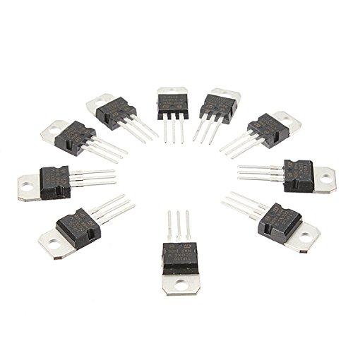 BliliDIY 50 Stück Tip120 Npn To-220 Darlington Transistor