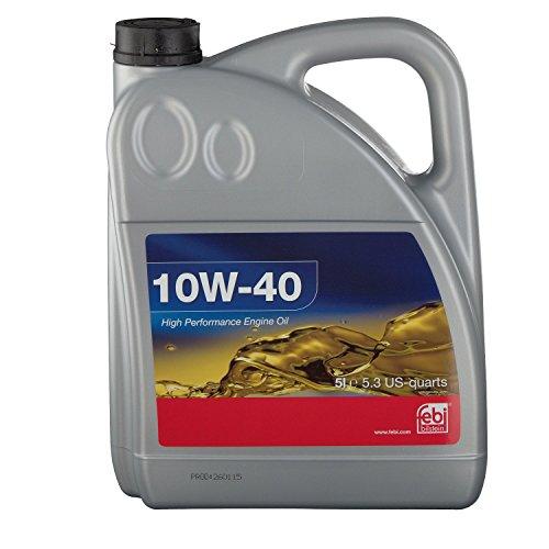 febi bilstein 32933 Motoröl SAE 10W-40 (5 Liter)