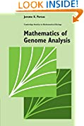 #6: Mathematics of Genome Analysis (Cambridge Studies in Mathematical Biology)