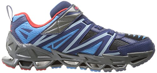 Skechers AeroBlade Garçons Sneakers / Chaussures - Noir blue