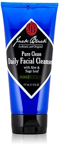 Jack Black Pure Clean Daily Facial Cleanser 177 ml