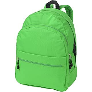 CENTRIX 'TREND' RUCKSACK BACKPACK - 11 GREAT COLOURS (APPLE GREEN)