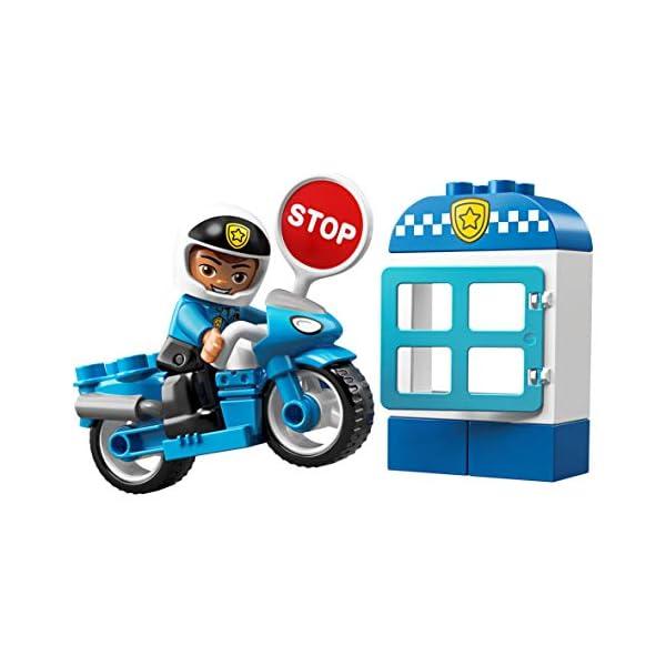 LEGO Duplo - Moto della Polizia, 10900 4 spesavip