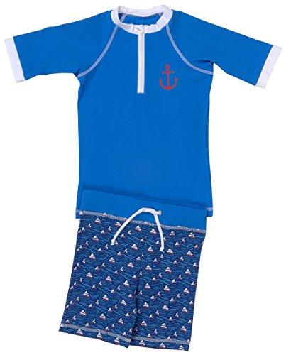 FEDJOA - T Shirt Anti UV avec Shorty - HISSEO - Innovation Anti Sable