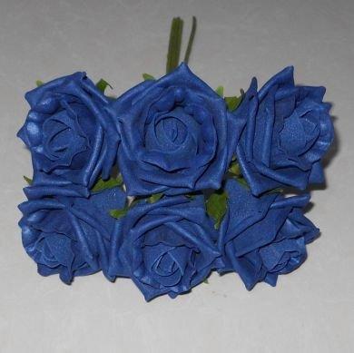 artificiale-colourfast-mazzo-di-boccioli-di-rosa-21cm-colore-blu