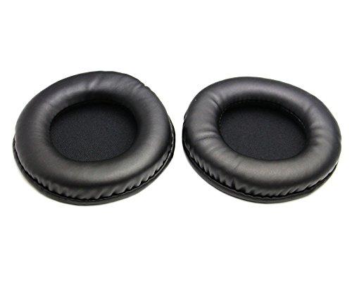 Shinecozy Premium Kopfhörer Eiweiß Leder Schaumstoff Ohr Polster, Headset Ohr Pads Ersatz Austausch Reparatur Teile(Für Universal Durchmesser 60MM) - 4