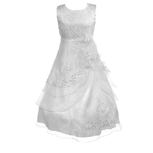 holy-communion-fille-en-mariage-robe-demoiselle-dhonneur-motif-fleurs-blanc-11-ans