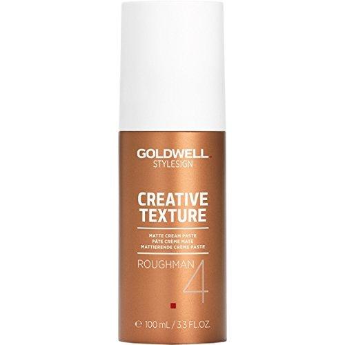 Goldwell Roughman Matt Styling Paste 6er Pack, (6x100 ml)