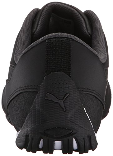 Puma Drift Cat 5 Lea Fashion Sneakers Nero (Black/Asphalt)