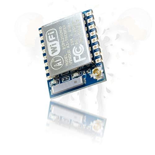 02 4M 32 Mbit Módulo Wifi ESP8266 serie wirelesstransceiver recibir Esp-Wroom