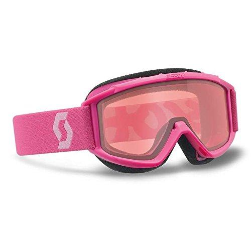 Scott-Maschera da sci jr hook up, std, 2014, amplificatore, colore: rosa
