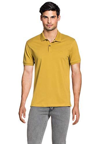 BOSS Black Herren Polo Shirt Hemd Sommer Regular Fit Baumwolle -