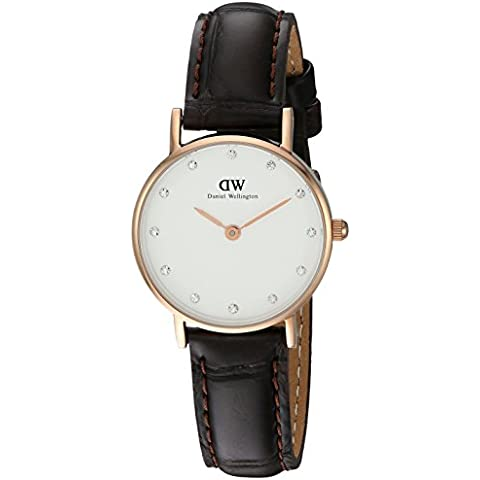 Daniel Wellington 0922DW, Orologio Donna - Date Dress Orologio Da Polso