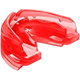 Shock Doctor Double Braces Strapless Mouth Guard Youth Red