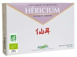 Redon - Hericium Bio - Boite De 20 Ampoules