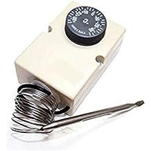 Electrodomésticos Creda Compatible Termostato Para Refrigerador De Nevera Kit Vt9 Ranco
